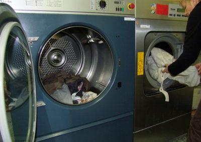 Trockner, Waschmaschine